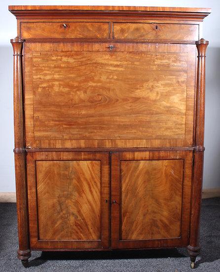 Regency library desk