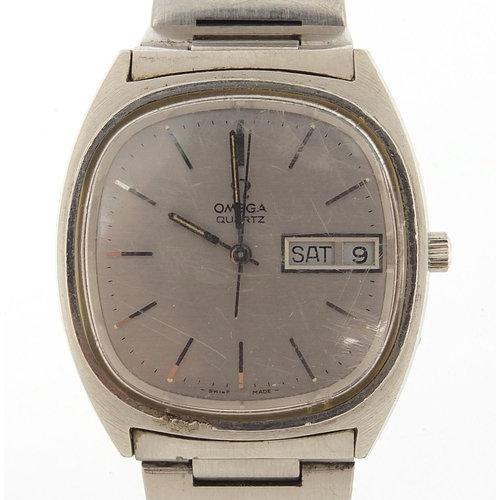 An Omega gent's wristwatch