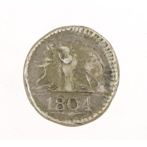 A 1804 Rix dollar.