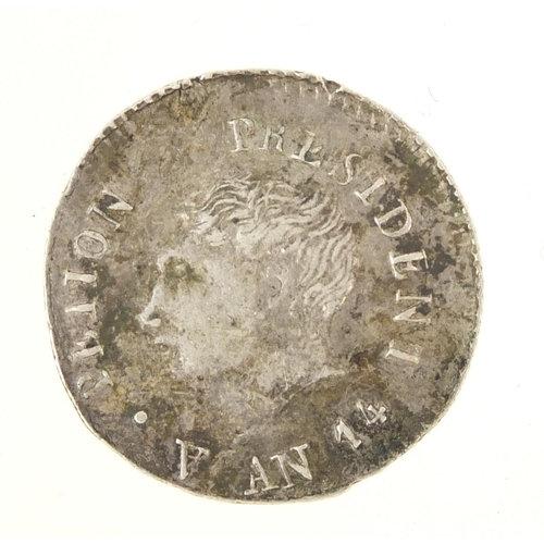 1814 Haiti coin