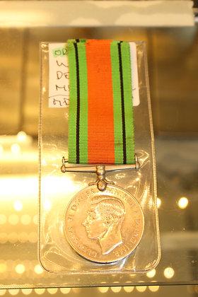 Original WWII defence medal