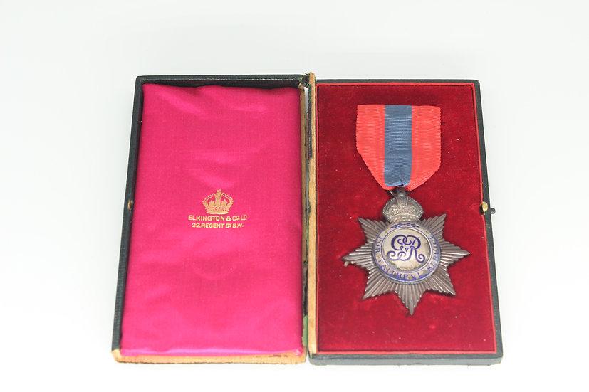 Imperial Service Order Medal