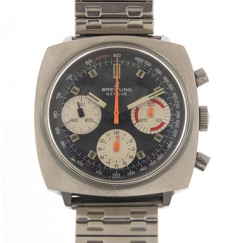 Breitling 814, vintage gentlemen's manual chronograph wristwatch