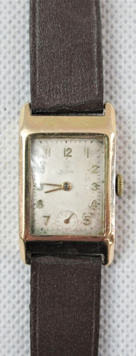 A 1940s 9ct Gold Tudor by Rolex Gents' Wristwatch
