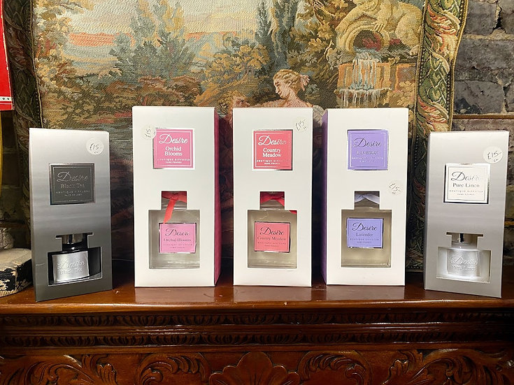 Hand poured boutique diffusers  - various scents available