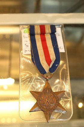 Original WW2 France & Germany star