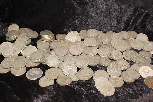 Collection of George IV and later British coinage
