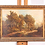 Thumbnail: 19th century oil on canvas depicting a rural scene
