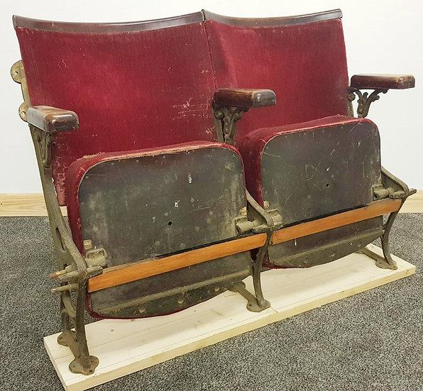 1920s cinema chairs