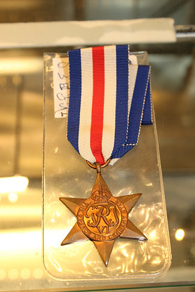 Original WWII France & Germany star