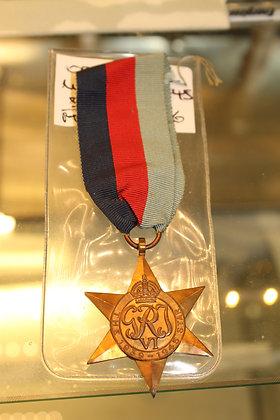 Original WWII 39-45 star