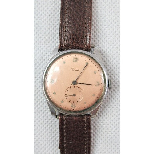 A 1950s Tudor by Rolex Gents' Wristwatch