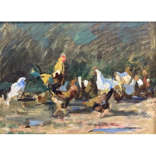 Helen Byrne Bryce (1891-1971), oil on canvas, The Despot