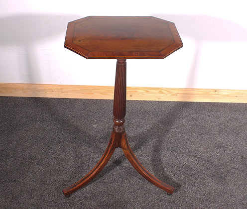 A rare rosewood reading stand
