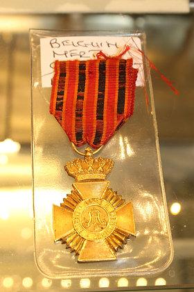 Belguim merit cross