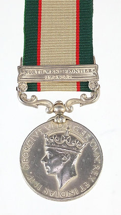 British military George V India General Service medal etc
