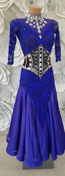 Ballroom Cobalt Black