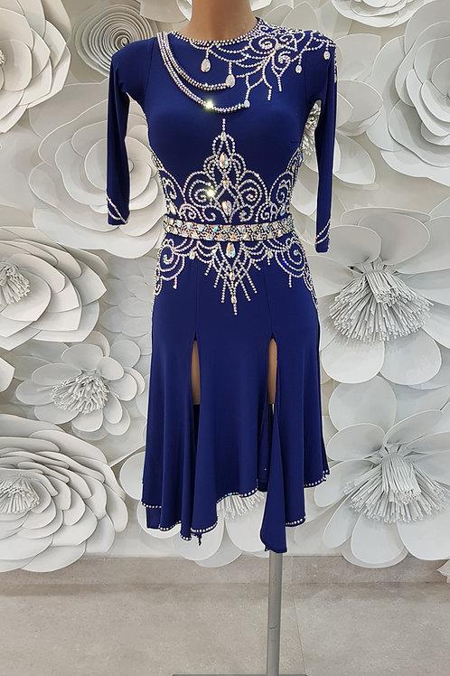 Latin Blue