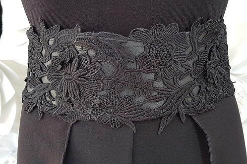 Cintura Lace Black