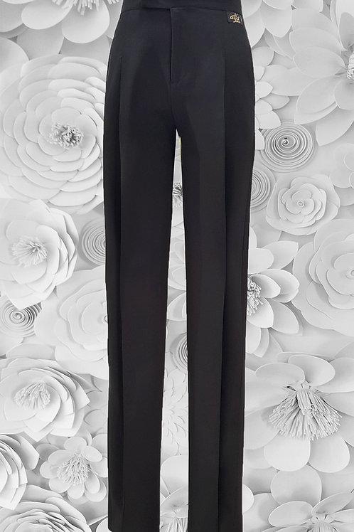 Pantalone pince e tasca