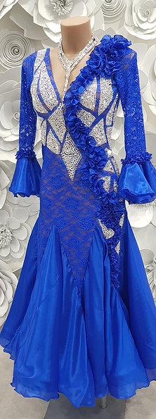 Ballroom Blue