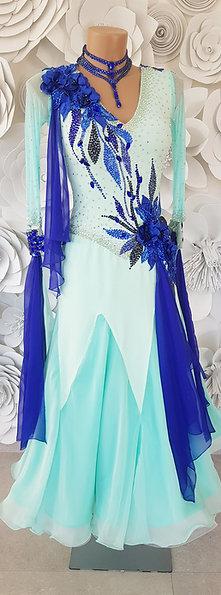 Ballroom Mint Blue