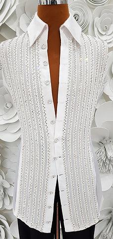 USATA - Camicia Latino 02 bianca