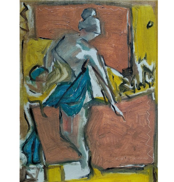 Migrating Mother // Kailas Satambekar — Fine Art