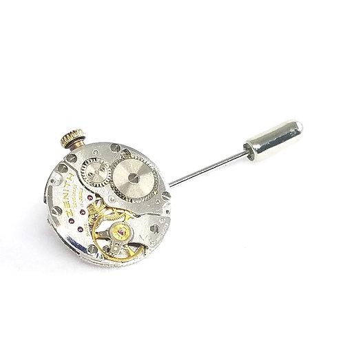 Zenith Watch Movement Lapel Pin