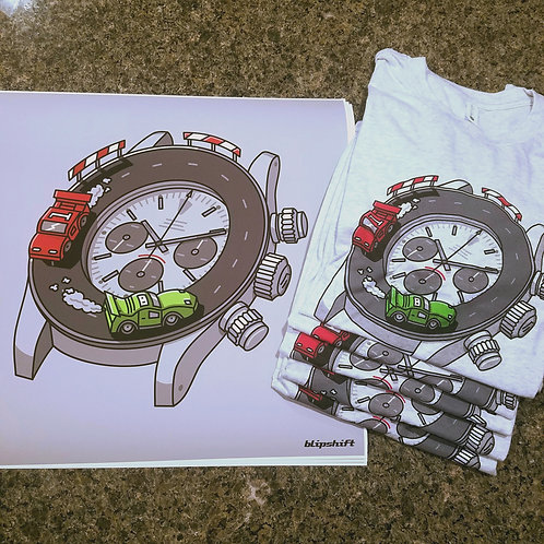 Watches and Pencils Premium T-Shirt