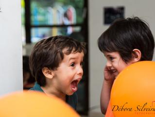 Aniversário do Vicente - 5 anos