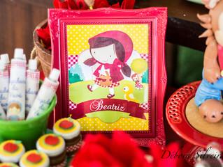 Aniversário Beatriz - 1 Ano