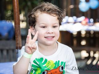 Aniversário do Lucas - 3 Anos