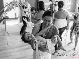 Biodanza para Mães e Bebês - Parte II