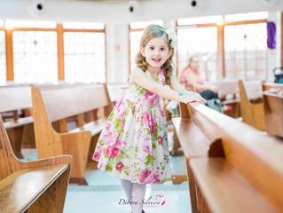 Batizado do João e Aniversário da Letícia 4 anos