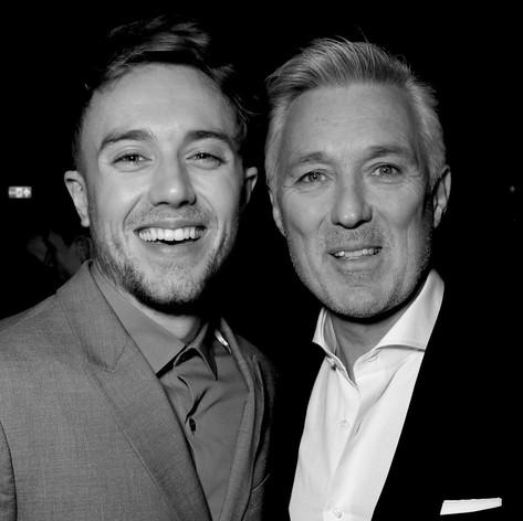 Roman and Martin Kemp