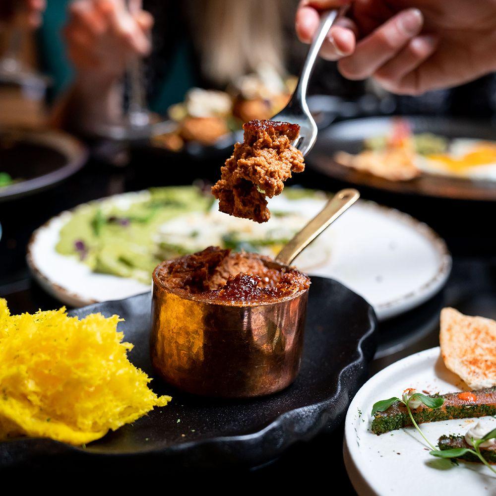 Let Farzi Cafe's Brunch Menu Spice Up Your Lives
