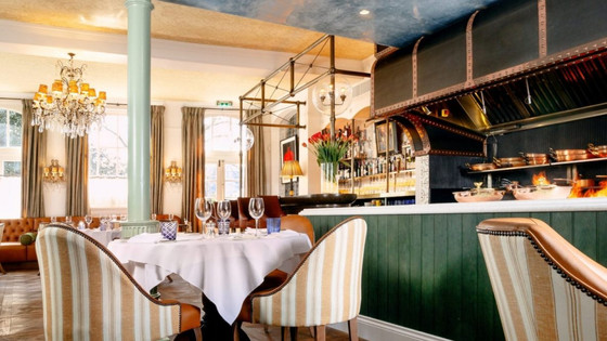 No. Fifty Cheyne: Chelsea's Most Charming Restaurant