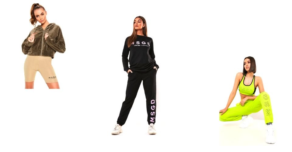 Replacing Gin With Gym: Here's The Best Autumn Activewear…