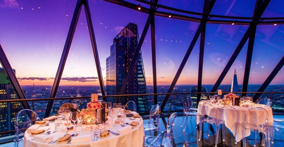 The Gherkin Proves It Still Has A Wh