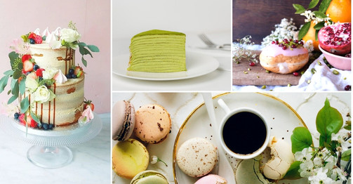 The Bakeries Where you can Have your Cake and Eat it