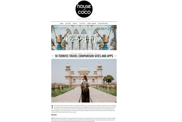 10 Terrific Travel Comparison Sites & Apps