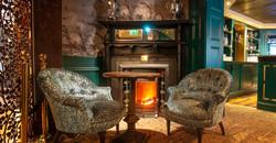 London's Booziest Tearoom