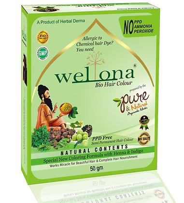 Wellona Bio Hair Colour (60 gm)