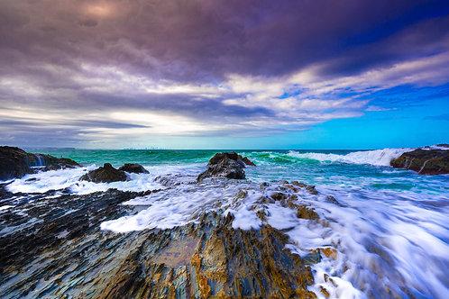 Roaring Calm Point Danger | Landscapes | Commercial Licence