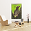 Lost Baby Bird Green Returned to its Nest Photo | Canvas