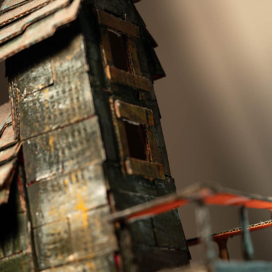 Miniature House second level