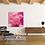 Pink Jasmine Flower Photo | Close Up Shot | Canvas
