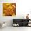 Thumbnail: Orange Jasmine Flower   Macro   Canvas Print Archival Quality