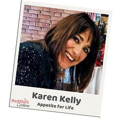 Podcaster Photo  - Karen Kelly